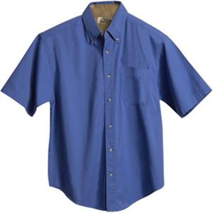 TRI MOUNTAIN Valor Soft Twill Woven Placket Shirt