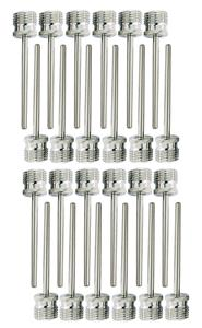 Champion Nickel Plated Inflating Needles (144 Pcs)