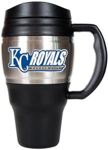 MLB Royals Stainless Steel 20oz Travel Mug