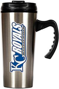 MLB Royals Stainless Steel 16oz Travel Mug
