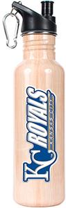 MLB Royals 26oz Baseball Bat Water Bottle
