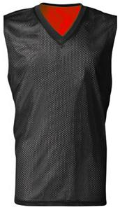 A4 Adult Reversible Mesh / Dazzle Muscle Jerseys