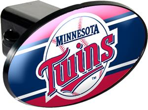 MLB Minnesota Twins Trailer Hitch Cover