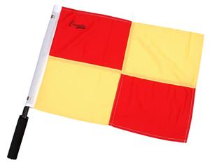 Champion Sports Official Checkered Flag-Set of 2
