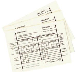 Champion Sports Referee Pad