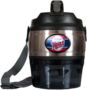 MLB Minnesota Twins 80oz. Grub Jug