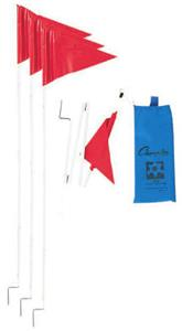 Champion Sports Fold A Flag System (Set of 4)