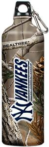 MLB Yankees 32oz RealTree Aluminum Water Bottle