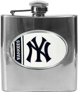 MLB New York Yankees 6oz Stainless Steel Flask