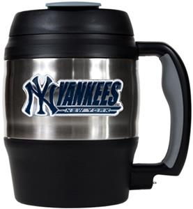 MLB Yankees 52oz Stainless Macho Travel Mug