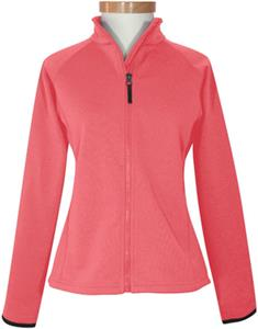 TRI MOUNTAIN Women&#39;s Arena Polyknit Fleece Jacket