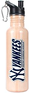 MLB Yankees 26oz Baseball Bat Water Bottle