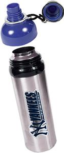 MLB Yankees 24oz Stainless Water Bottle w/Blue Top