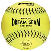 Worth NSA Dream Seam PL Fastpitch Softballs (EA)