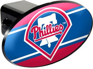 MLB Philadelphia Phillies Trailer Hitch Cover