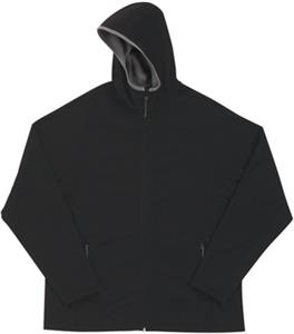 TRI MOUNTAIN Territory Bonded Fleece Hooded Jacket