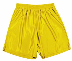 "A4 Adult 9"" Inseam Dazzle Basketball Shorts"