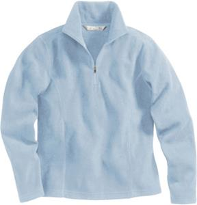 TRI MOUNTAIN Womens Serenity Micro Fleece Pullover
