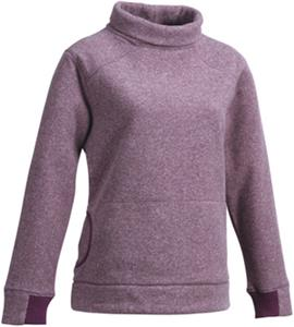 TRI MOUNTAIN Womens Solace Micro Fleece Turtleneck