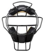Lightweight Umpire Mask Leather Biofresh Pads CM71