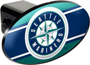 MLB Seattle Mariners Trailer Hitch Cover