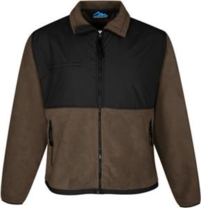 TRI MOUNTAIN Frontiersman Panda Fleece Jacket