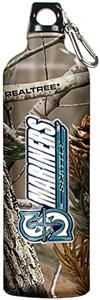 MLB Mariners 32oz RealTree Aluminum Water Bottle