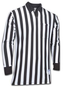 Long Sleeve Judge Football Officials Jersey
