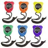 Champion Sports Stop Watch Set of 6 Colors