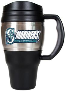MLB Seattle Mariners Stainless 20oz Travel Mug