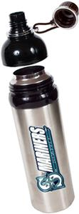 MLB Mariners 24oz Stainless Water Bottle Black Top