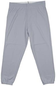 A4 Adult Pull-On Double Knit Baseball Pants 