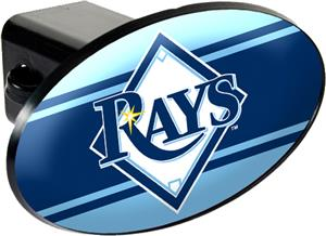 MLB Tampa Bay Rays Trailer Hitch Cover