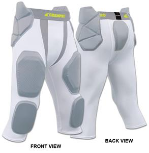 Champro Football Man-Up 7-Pad Girdle FPGU7