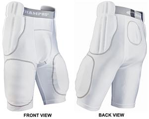 Champro Football 3-Point 3 Pad Girdle FPGU2