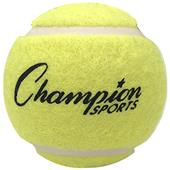 Champion Sports Tennis Balls - Pack of 3