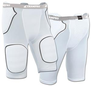 Champro Football Rush 5 Pad Girdle FPGU1