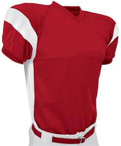 First Down Polyester Dazzle Football Jersey