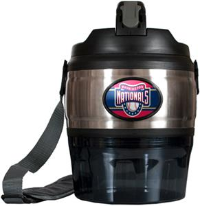 MLB Washington Nationals 80oz. Grub Jug
