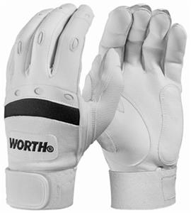 Worth Pro Model Baseball/Softball Batting Gloves