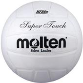 Molten NFHS White Super Touch Volleyballs IVL58L