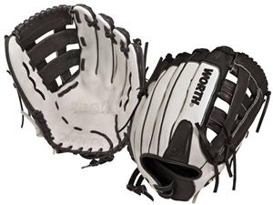 "Worth Legit Series 13.5"" Fielders Softball Gloves"