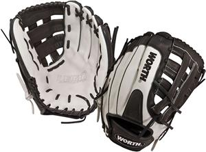 Worth Legit Series 13&quot; Fielders Softball Gloves