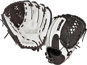 "Worth Legit Series 12.75"" Fielders Softball Gloves"