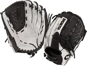 "Worth Legit Series 12.5"" Fielders Softball Gloves"