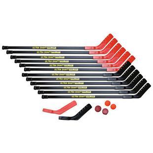 Champion Sports Ultra Shaft Hockey Sets - 3 Sizes