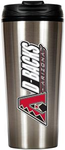 MLB Diamondbacks 16oz Stainless Travel Tumbler