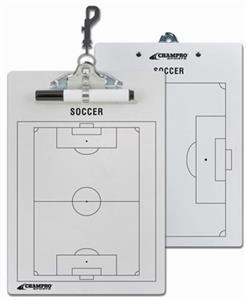 "Champro 9""x12"" Soccer Coach's Board A099S"
