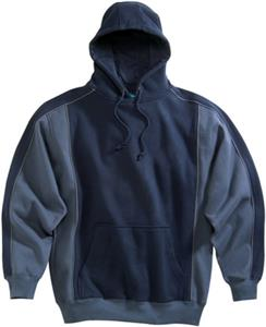 TRI MOUNTAIN Limit Suede Finish Hooded Sweatshirt