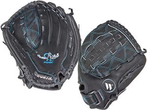"Worth 11.5"" Monica Abbott Fielders Softball Gloves"
